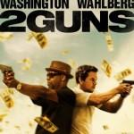 2 Guns Movie Font