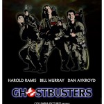 Ghost Busters Movie Font