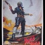 Mad Max Movie Font