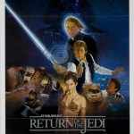 Star Wars: Episode VI – Return of the Jedi Movie Font