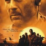Tears of the Sun Movie Font