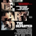 The Departed Movie Font