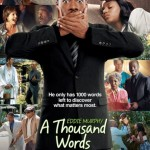 A Thousand Words Movie Font