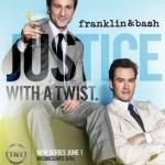 Franklin & Bash Movie Font