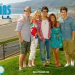 Jonas Movie Font