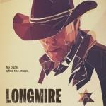 Longmire Movie Font