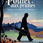 Poulet aux prunes Movie Font