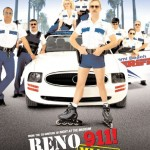 Reno 911 Movie Font
