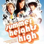 Summer Heights High Movie Font