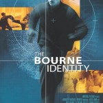 The Bourne Identity Movie Font