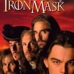 The Man in the Iron Mask Movie Font
