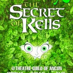 The Secret of Kells Movie Font