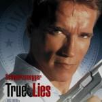 True Lies Movie Font