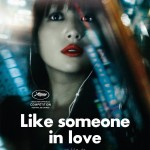 Like Someone in Love Movie Font