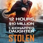 Stolen Movie Font