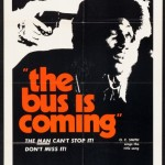 The Bus Is Coming Movie Font