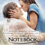The Notebook Movie Font