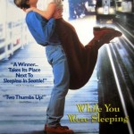While You Were Sleeping Movie Font