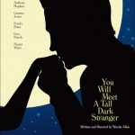 You Will Meet a Tall Dark Stranger Movie Font