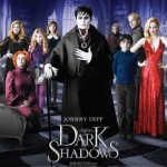 Dark Shadows Movie Font