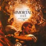 Immortals Movie Font