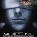 Minority Report Movie Font