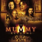 The Mummy Returns Movie Font