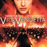 V for Vendetta Movie Font