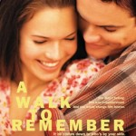 A Walk to Remember Movie Font