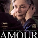 Amour Movie Font