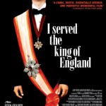 I Served the King of England Movie Font
