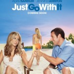 Just Go with It Movie Font