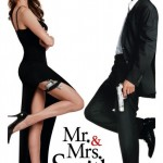 Mr. & Mrs. Smith Movie Font
