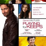 Playing for Keeps Movie Font