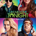 Take Me Home Tonight Movie Font