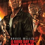 A Good Day to Die Hard Movie Font