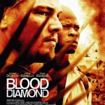 Blood Diamond Movie Font
