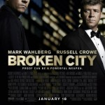 Broken City Movie Font