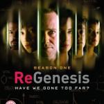 ReGenesis Movie Font