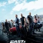 The Fast and the Furious 6 Movie Font