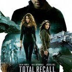 Total Recall Movie Font