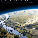 Planet Earth Movie Font