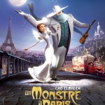 A Monster in Paris Movie Font