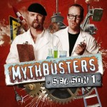 MythBusters Movie Font
