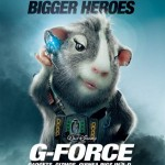 G-Force Movie Font