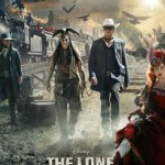 The Lone Ranger Movie Font
