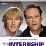 The Internship Movie Font