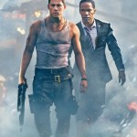 White House Down Movie Font