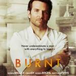 Burnt Movie Font