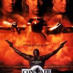 Con Air Movie Font